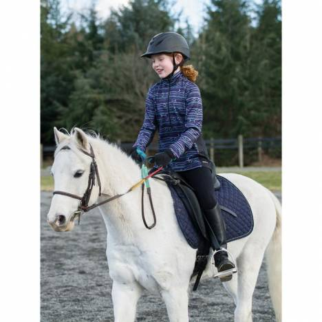 Kerrits Kids Counter Canter Half Zip Fleece