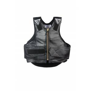Phoenix Rough Rider Leather Protective Rodeo Vest