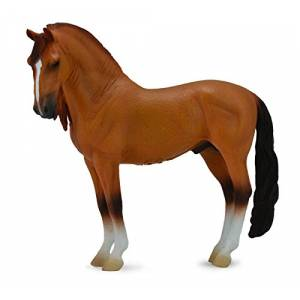 Breyer by CollectA - Red Dun Campolina Stallion