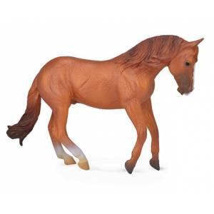 Breyer by CollectA - Chestnut Australian Stock Horse Stallion