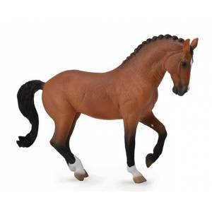 Breyer by CollectA - Bay Hanoverian Mare