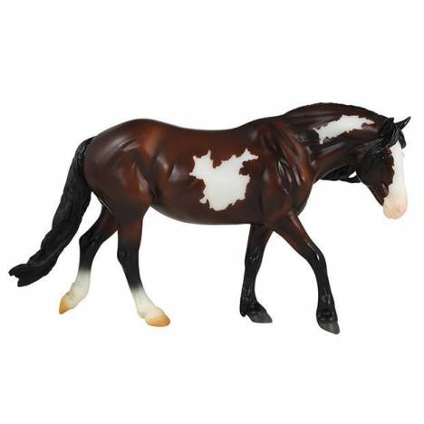 Breyer 2017 Classic Bay Pinto Pony