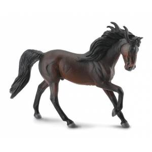 Breyer by CollectA - Bay Andalusian Stallion
