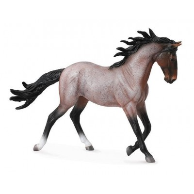 Breyer by CollectA - Bay Roan Mustang Mare