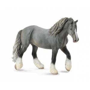 Breyer by CollectA -  Grey Shire Mare