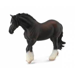 Breyer by CollectA - Black Shire Mare