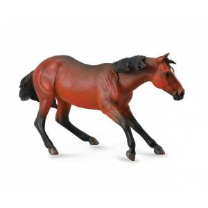 Breyer by CollectA -  Bay Quarter Horse Stallion