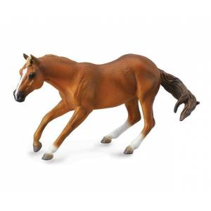 Breyer by CollectA - Sorrel Quarter Horse Stallion