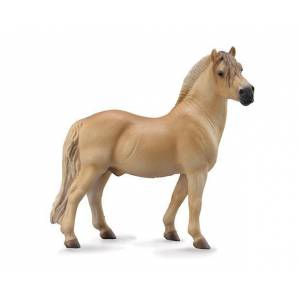 Breyer by CollectA - Brown Dun Fjord Stallion