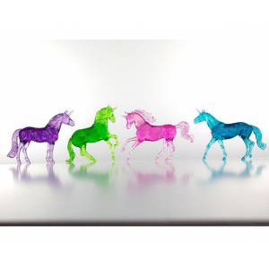 Breyer Glitter Unicorn Gift Collection Set 2019