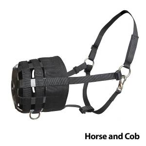 Grazing Muzzle With Halter