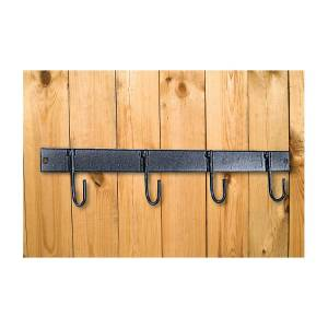Tack Rack with 4 Hooks
