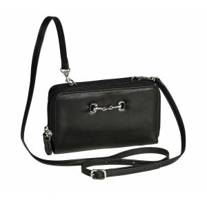 Kelley Snaffle Bit Cross Body Wallet Bag