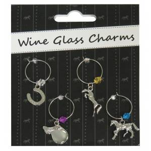 Kelley Wine Glass Charms