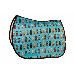 Lettia Hill Baby Saddle Pad