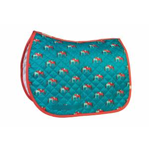 Lettia Embroidered All Purpose Baby Saddle Pad