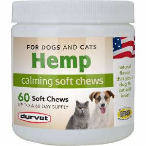 Duravet Hemp Calming Soft Chews