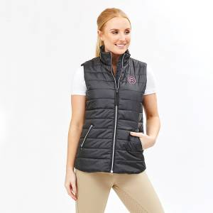 Dublin Ladies Julia Puffer Vest
