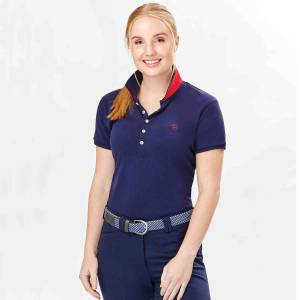 Dublin Ladies Lily Cap Sleeve Polo