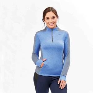 Dublin Ladies Rachel Half Zip Thermal Top