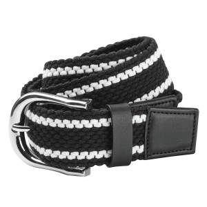 Dublin Adult Stripe Webbing Belt