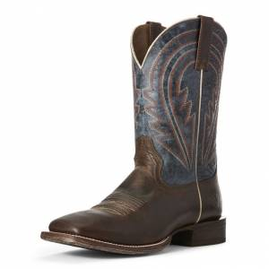 Ariat Mens Circuit Herd Boss Western Boots
