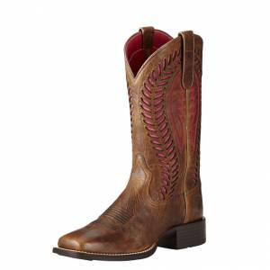 Ariat Ladies Quickdraw VentTEK Western Boots