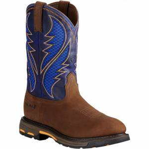 Ariat Mens Workhog VenTEK Work Boots