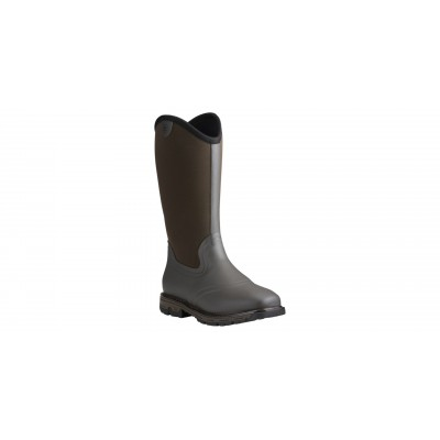 Ariat Mens Conquest Neoprene Rubber Boots