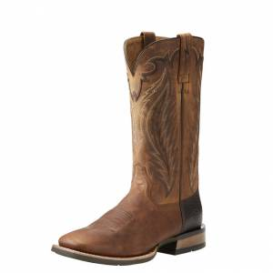 Ariat Mens Top Hand Western Boots