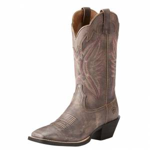 Ariat Ladies Round Up Outfitter Western Boots