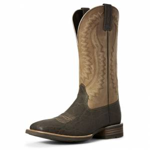 Ariat Mens Hot Iron Western Boots