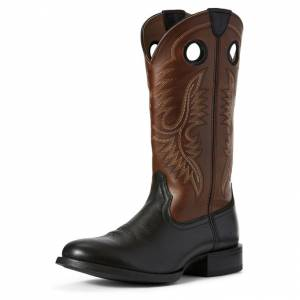Ariat Mens Sport Big Hoss Western Boots
