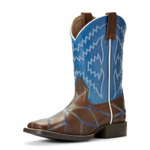 Ariat Kids Twisted Tycoon Western Boots