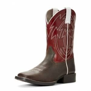 Ariat Kids Crossdraw Western Boots
