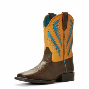 Ariat Kids Quickdraw VentTEK Western Boots