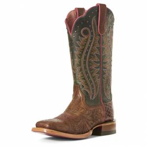 Ariat Ladies Montage Western Boots