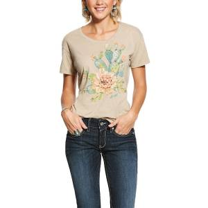 Ariat Ladies Blossom Short Sleeve Tee