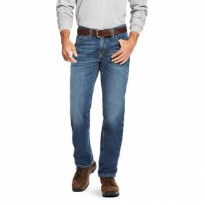 Ariat Mens FR M3 Loose Stitched Incline Stackable Straight Leg Jeans