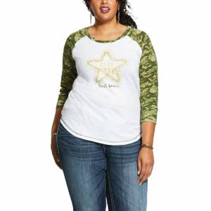 Ariat Ladies REAL Camo Tee