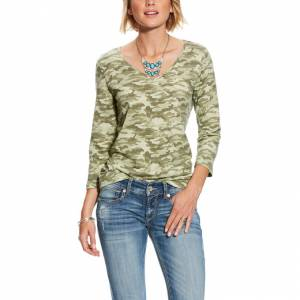 Ariat Ladies Gricel Top