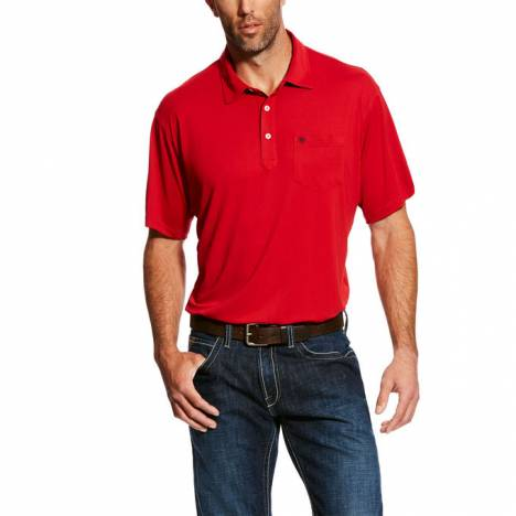 Ariat Mens Freeze Point Polo