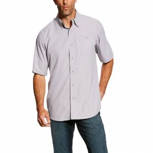Ariat Mens VentTEK II Short Sleeve Shirt