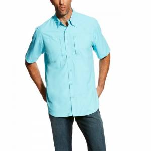 Ariat Mens VentTEK Performance Short Sleeve Shirt