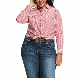 Ariat Ladies REAL Authentic Snap Shirt
