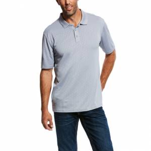 Ariat Mens Hive Tek Polo