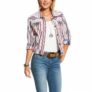 Ariat Ladies Aztec Shucker