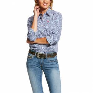 Ariat Ladies Kirby Stretch Shirt