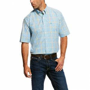 Ariat Mens Neff Short Sleeve Performance Shirt