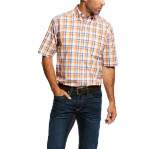 Ariat Mens Navajo Short Sleeve Performance Shirt